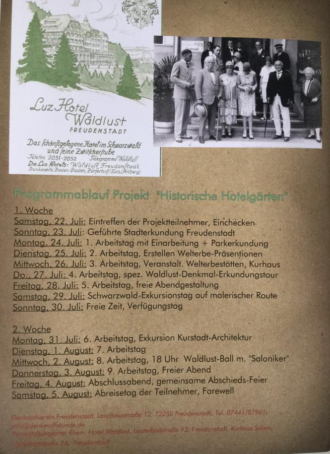 Projekt-Programm