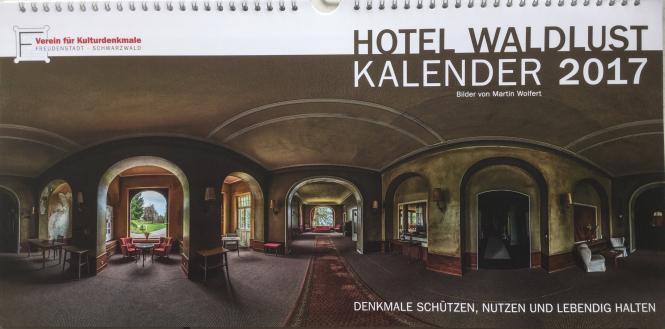 Kalender 2017 - Panorama-Innen-Aufnahmen