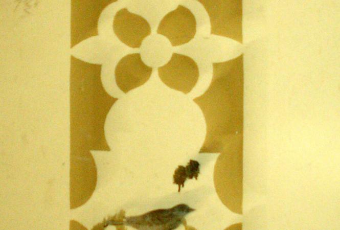 Waldlust-Zwitscherstube-Wandmalerei