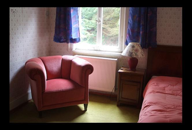 Kleines Gästezimmer