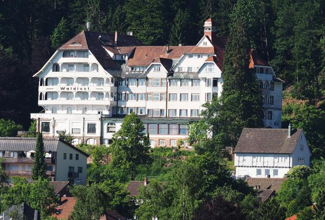 Hotel Waldlust Lost Place Fototermine Verein Fur Kulturdenkmale Freudenstadt